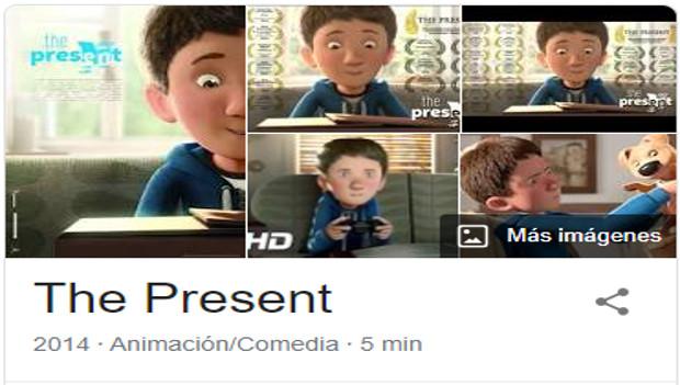 Corto The Present